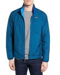 Patagonia | Blue Crankset Regular Fit Jacket for Men | Lyst