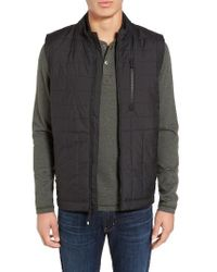 The North Face | Black Chase Vest for Men | Lyst
