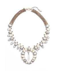 Jenny Packham | Metallic Wanderlust Collar Necklace | Lyst