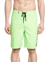 Hurley | Green One & Only 2.0 Board Shorts for Men | Lyst
