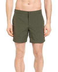 Boto | Green Aruba Tailored Fit 6.5 Inch Swim Trunks for Men | Lyst