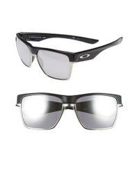 3603d7ac73a Lyst - Oakley Twoface Xl 59mm Sunglasses in Black for Men