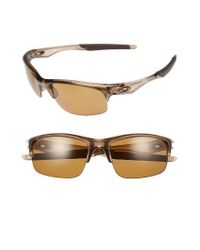 Oakley | Brown Bottle Rocket 62mm Polarized Sunglasses | Lyst