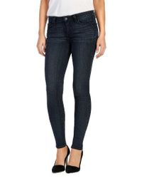 PAIGE - Blue Transcend - Verdugo Ultra Skinny Jeans - Lyst