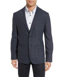 Ted Baker   Blue Finland Buggy Modern Slim Fit Jacket for Men   Lyst