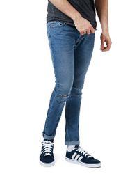 zawsze popularny nowy autentyczny online tutaj https://www.lyst.com/clothing/topman-ripped-stretch-skinny-fit ...