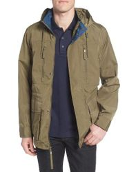 Marc New York   Green By Andrew Marc Hooded Field Jacket for Men   Lyst
