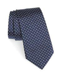 Michael Bastian | Blue Paisley Silk Tie for Men | Lyst