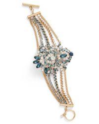 Givenchy   Multicolor Phoenix Drama Bracelet   Lyst