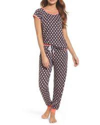 Kensie   Multicolor Print Pajamas   Lyst