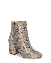 Vince Camuto | Natural Destilly 2 Bootie | Lyst