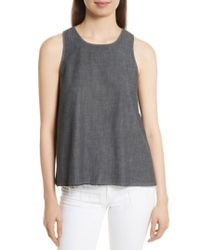 The Great | Gray The Bias Tank | Lyst