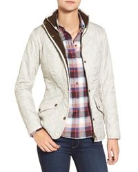 Barbour | Multicolor 'cavalry' Quilted Jacket | Lyst