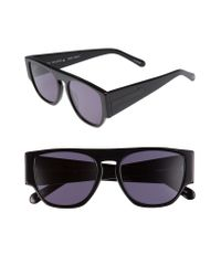 Karen Walker - Multicolor X Monumental Buzz 53mm Sunglasses - - Lyst