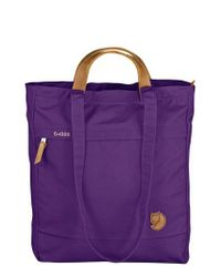 Fjallraven   'totepack No.1' Water Resistant Tote - Purple   Lyst