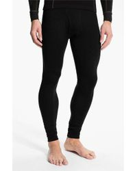 Helly Hansen | Black 'h/h Warm' Pants for Men | Lyst