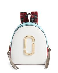 Marc Jacobs - Multicolor Pack Shot Leather Backpack - Lyst