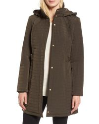 Gallery | Multicolor Quilted Jacket | Lyst