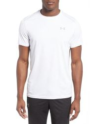 Under Armour | White Coolswitch T-shirt for Men | Lyst