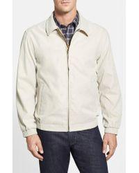Rainforest - White 'microseta' Lightweight Golf Jacket for Men - Lyst