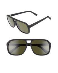 Electric - Multicolor Dude 57mm Aviator Sunglasses for Men - Lyst