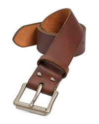 Red Wing | Brown 'pioneer' Belt for Men | Lyst