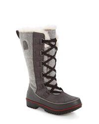Sorel | Gray 'tivoli High Ii' Boot | Lyst