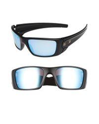 840bb33d2b Lyst - Oakley  fuel Cell(tm) Prizm(tm)  60mm Polarized Sunglasses ...