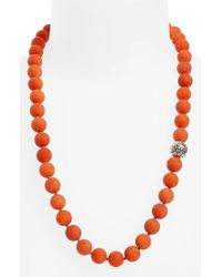 Simon Sebbag | Multicolor Stone Beaded Necklace | Lyst