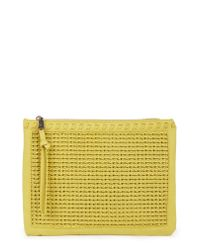 Sole Society - Multicolor Market Wristlet Clutch - Lyst
