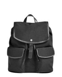 Skagen - Black Farver Backpack - Lyst