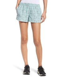Patagonia | Gray 'barely Baggies' Shorts | Lyst