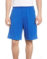 Nike Red Training Dry 4.0 Shorts for men