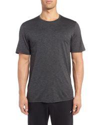 Nike - Black Hyper Dry Training Tee for Men - Lyst