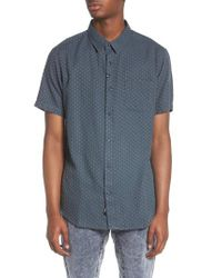 Imperial Motion - Blue Circuit Woven Shirt for Men - Lyst