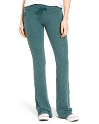 Wildfox - Green Basic Track Pants - Lyst