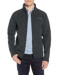 efd89316f Lyst - The North Face Far Northern Full Zip Jacket in Black for Men