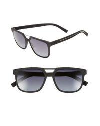 Dior Homme - Black '220s' 55mm Sunglasses for Men - Lyst