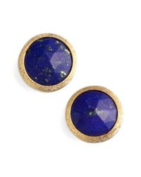 Marco Bicego   Purple 'jaipur' Stone Stud Earrings   Lyst