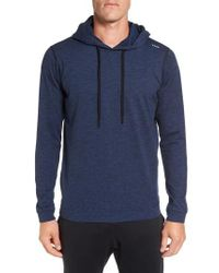 Sodo - Blue 'slu' Hoodie for Men - Lyst