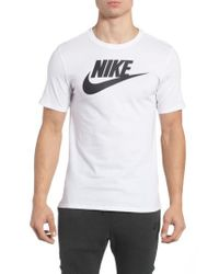0890b1fa Lyst - Nike 'tee-futura Icon' Graphic T-shirt for Men