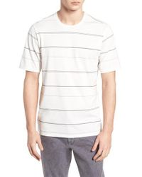 Hurley - White Dri-fit New Wave T-shirt for Men - Lyst