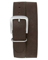 Shinola | Brown G10 Leather Belt for Men | Lyst