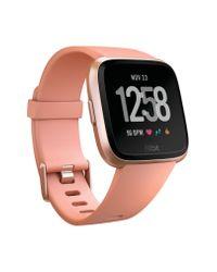 Fitbit Multicolor Versa Smart Watch