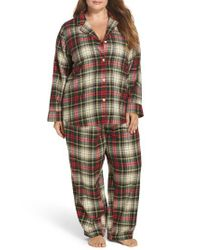 Lauren by Ralph Lauren | Multicolor Cotton Pajamas | Lyst
