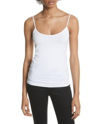 Majestic Filatures - White Camisole - Lyst
