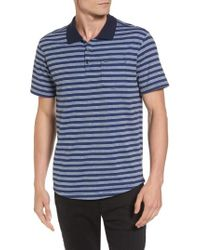 Hurley - Blue Tower 5 Dri-fit Polo for Men - Lyst