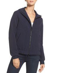 LNDR - Blue Stunt Weatherproof Hooded Jacket - Lyst