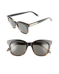 Victoria Beckham - Gray The Vb 52mm Retro Sunglasses - Lyst