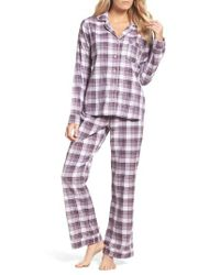 Ugg | Multicolor Ugg Raven Plaid Cotton Pajamas | Lyst